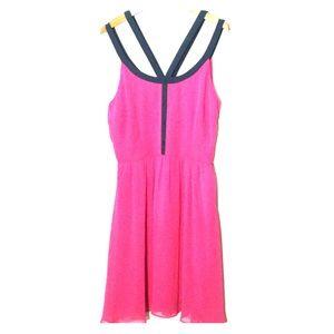 Lauren Conrad double strap dress 8